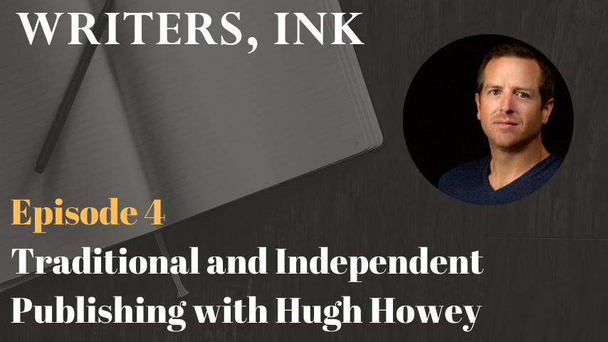 traditional independent publishing Hugh Howey