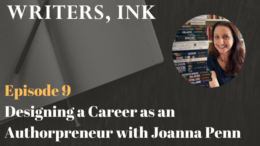 Designing a Career as an Authorpreneur