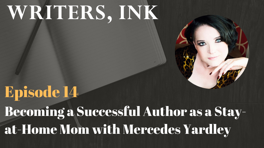 Becoming a Successful Author as a Stay-at-Home Mom