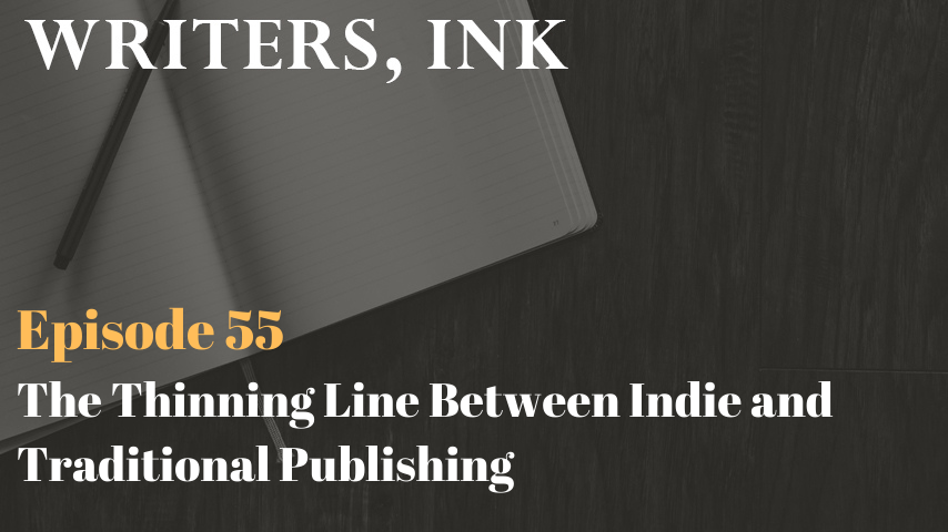 The Thinning Line Between Indie and Traditional Publishing